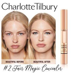 Charlotte Tilbury Magic Away Concealer #2 Fair NIP
